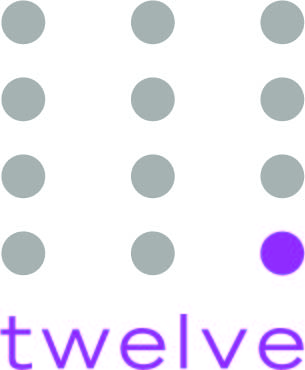 Twelve Vertical Logo